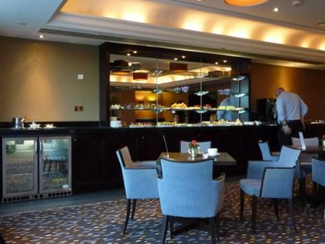 Hilton Park Lane - Executive lounge
