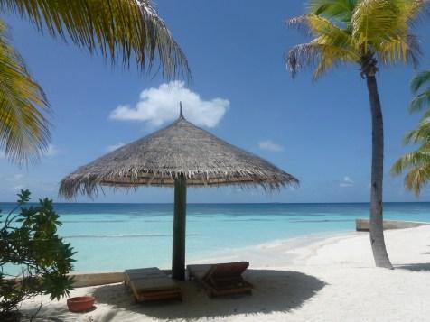 Conrad Rangali Maldives - Beach 1
