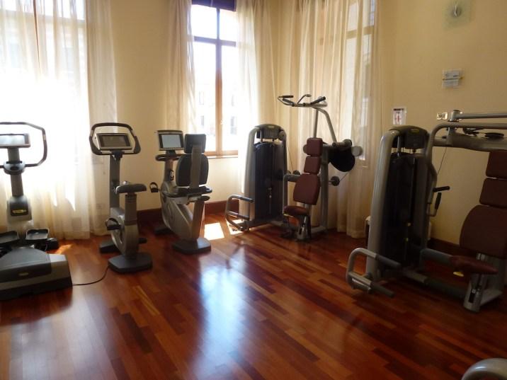 Hilton Molino Stucky - Fitness Center