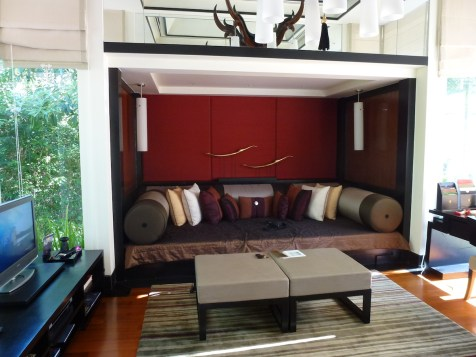Banyan Tree Phuket - DoublePool Villa living room