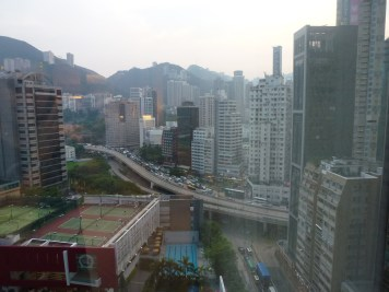 Crowne Plaza Hong-Kong - Racecourse View Room view