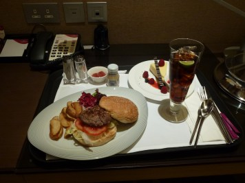 Crowne Plaza Hong-Kong - In-room dining