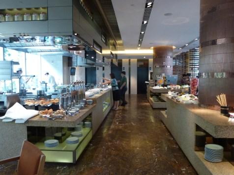 Crowne Plaza Hong-Kong - Breakfast