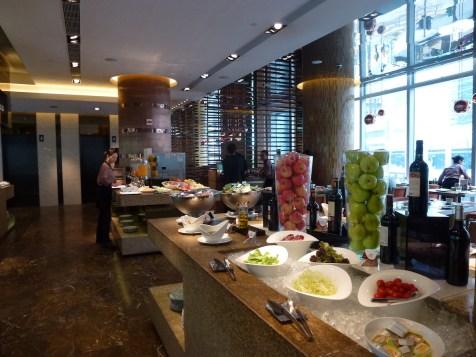 Crowne Plaza Hong-Kong - Breakfast choices
