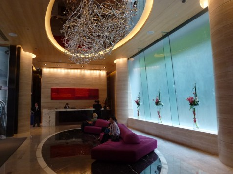 Crowne Plaza Hong-Kong - Lobby