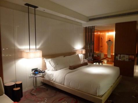 W Taipei - Wonderful Room bedroom