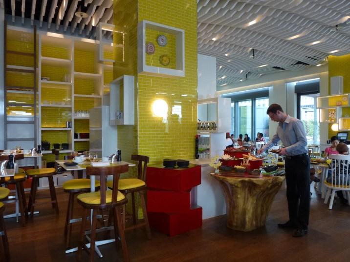 W Taipei - Restaurant 2