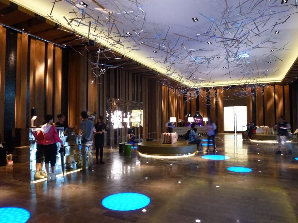 W Taipei - Lobby