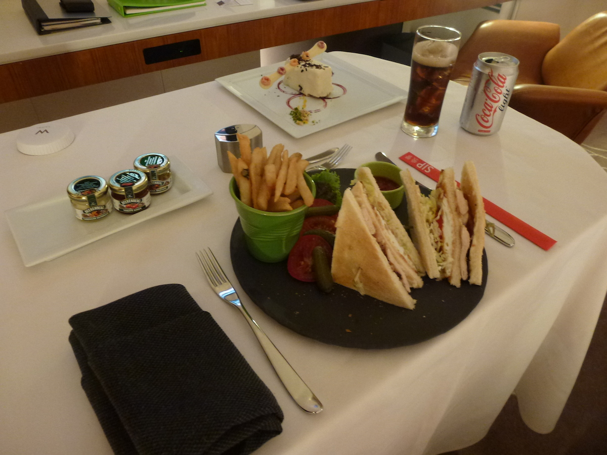 W Taipei - Club Sandwich