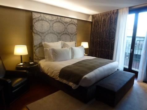 Bulgari London Knightsbridge Suite - Bedroom