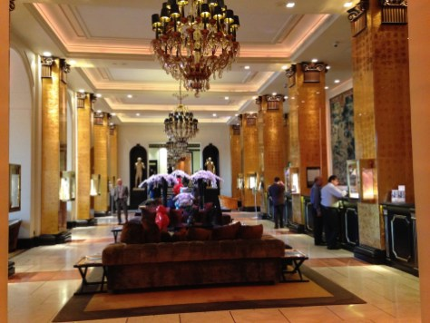Majestic Barriere Cannes - Lobby