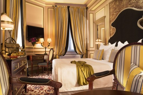 Grand Hotel Bordeaux - Deluxe Room