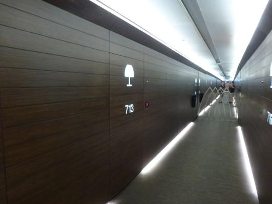 Armani Dubai - Corridors