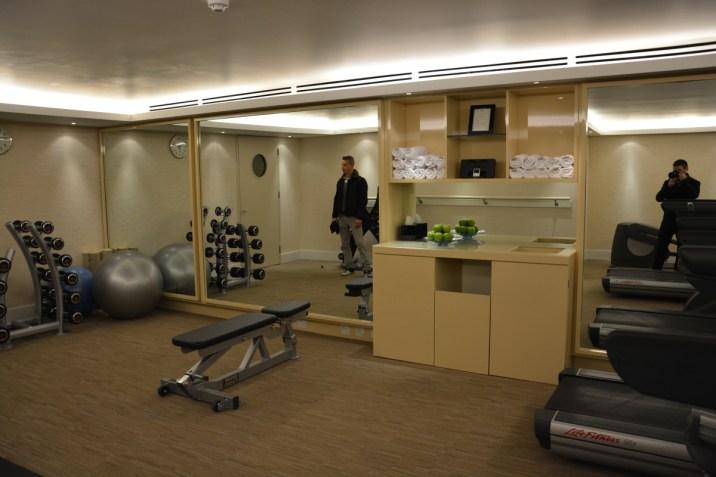 The Halkin Fitness Center