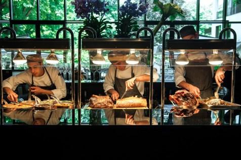 Bulgari Milan - Restaurante