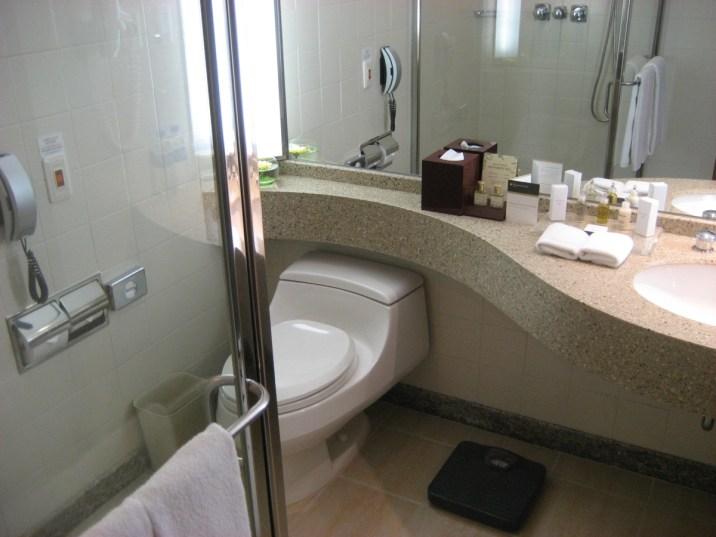 Intercontinental Seoul COEX - Club Room bathroom