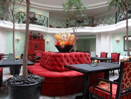 Shangri-La Paris - La Bauhinia lower floor