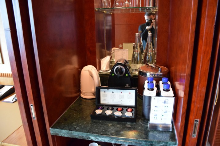 Pudong Shangri-La - Grand Tower Room - Coffee machine