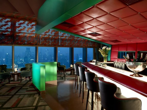 Pudong Shangri-La - Jade Bar