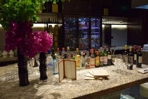 Mandarin Oriental Shanghai - The Club bar