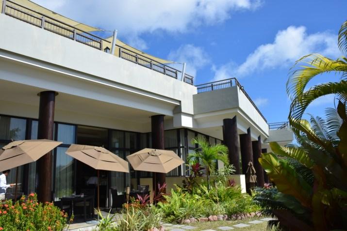 Raffles Praslin - Losean Restaurant