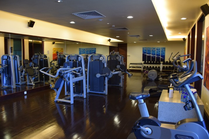 Four Seasons Seychelles - Fitness center