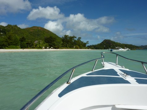 Seychelles - Boat trip to Curieuse island