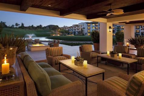 Arizona Grand Resort and Spa - Patio