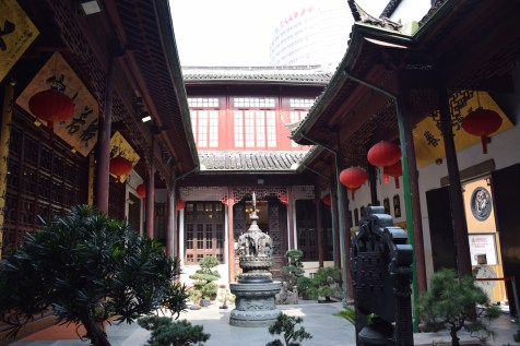 Tour of China - Puxi, Jade Buddha Temple 2