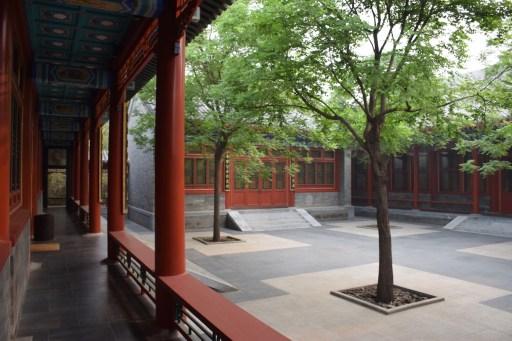 Aman at Summer Palace - Courtyard