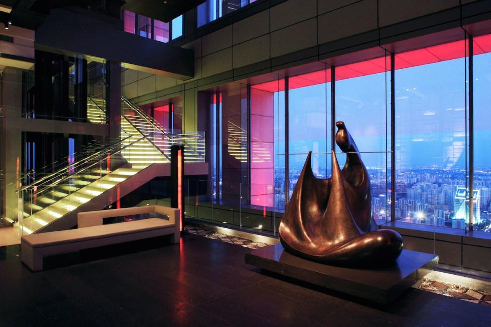 Park Hyatt Beijing - Lobby