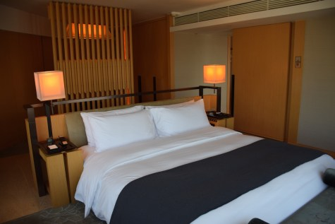 The Upper House - Upper Suite bedroom
