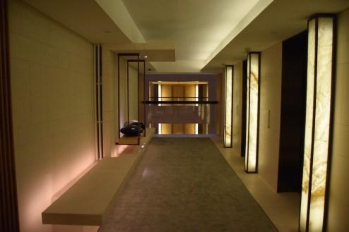 The Upper House - Corridor