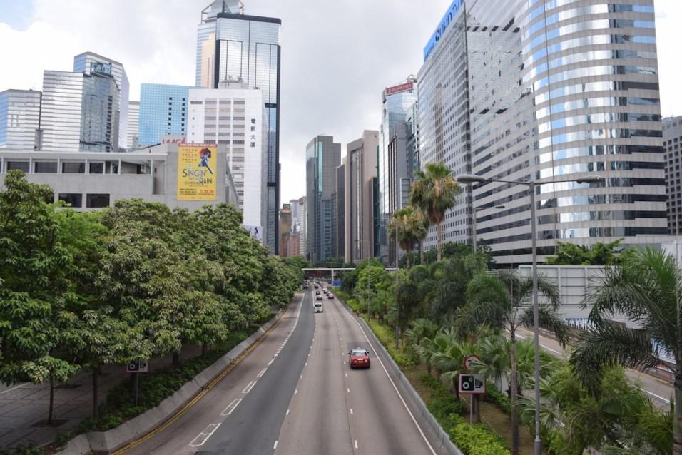 Hong Kong - Queensway