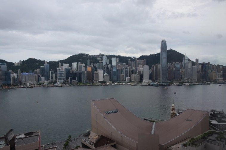 Peninsula Hong Kong - Deluxe Harbour View Suite view