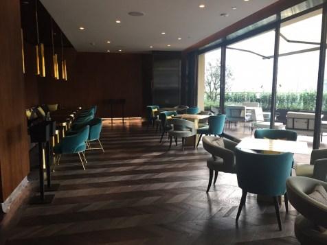Gucci Restaurant Shanghai - Restaurant room