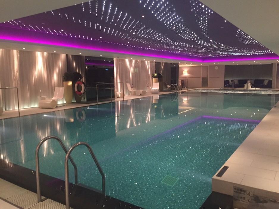 The Mira Hong Kong - MiraSpa indoor pool