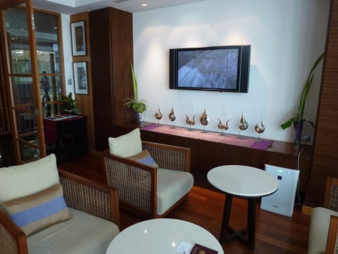 Royal Orchid Spa - Waiting lounge