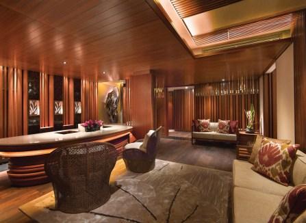 Shangri-La Singapore - CHI Spa reception