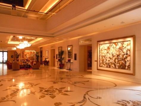 St Regis Singapore - Lobby