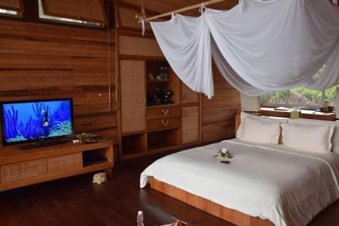 Six Senses Con Dao - Ocean View Duplex Pool Villa upper floor