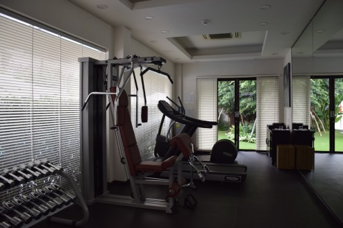 Villa Song Saigon - Gym Center