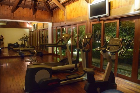 An Lam Saigon River - Fitness center