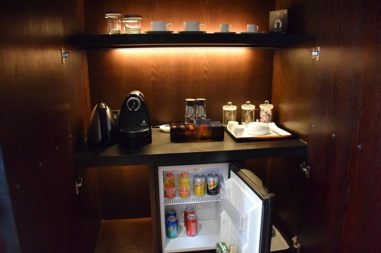 Grand Room - Complimentary mini-bar