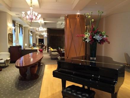 133 Lounge grand piano