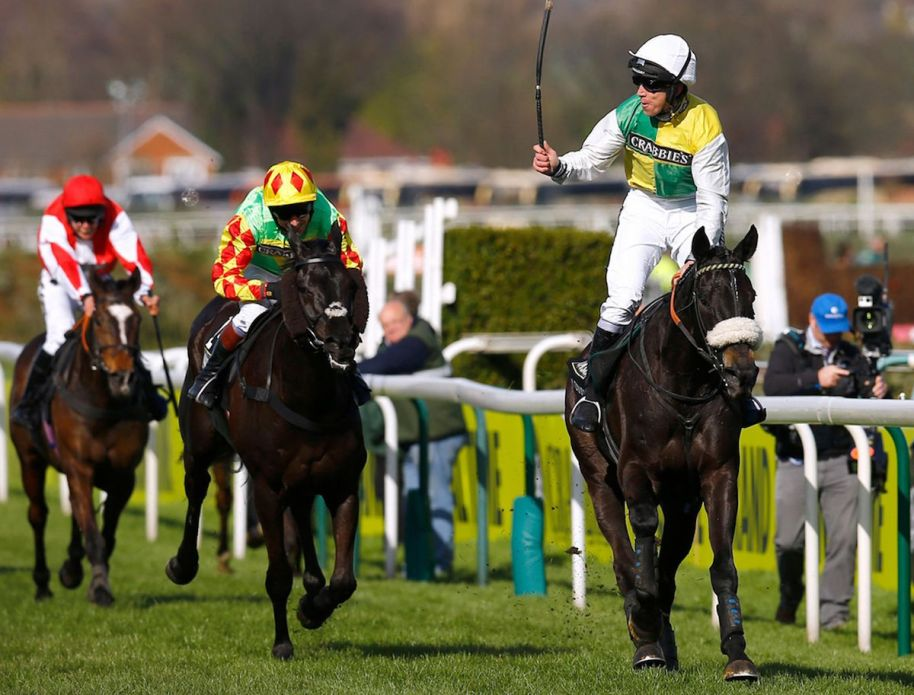 Crabbies Grand National - Winner Leighton Aspell