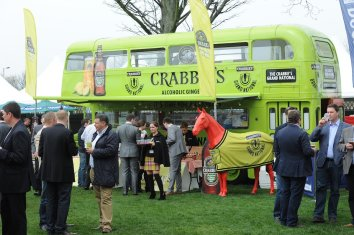Crabbies Grand National - Grand Opening day in 2015