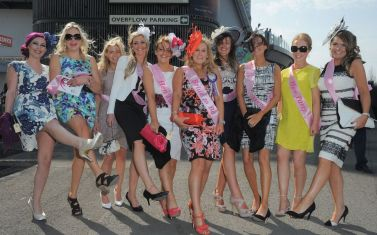 Crabbies Grand National - Ladies Day in 2015 by Manchester Evening News