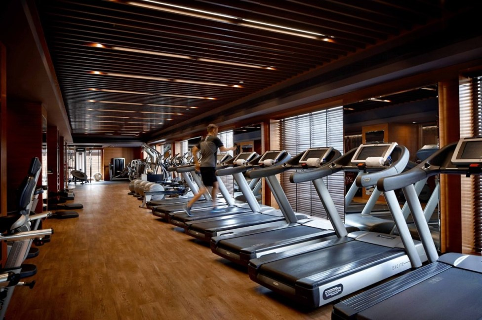 Mandarin Oriental Hong Kong Spa - Fitness Center