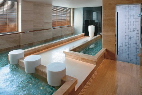 Mandarin Oriental Hong Kong Spa - Women pool